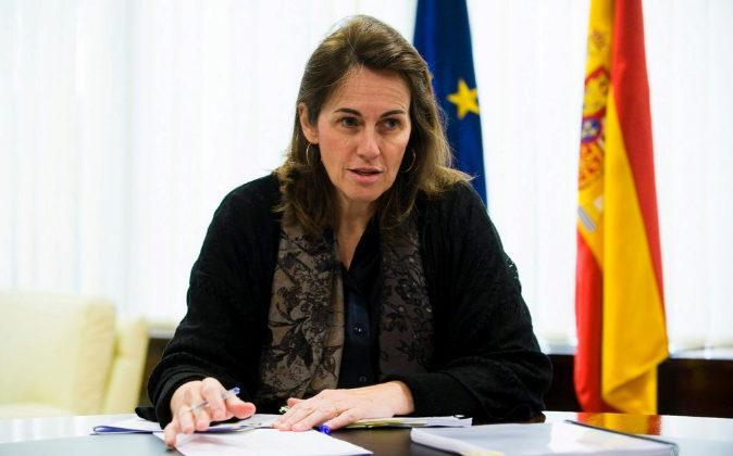 Flavia Rodríguez Ponga.