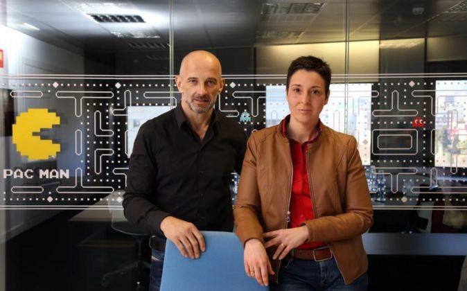 Pascal Pegaz-Paquet y Mercé Delgado, fundador y CEO&CFO de...