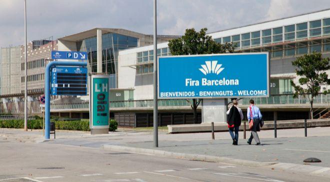 Fira de Barcelona.