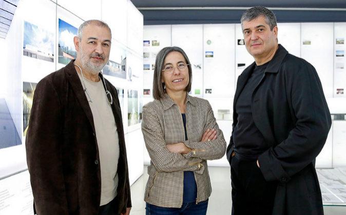RCR Arquitectes, premiados con el Pritzker de Arquitectura.