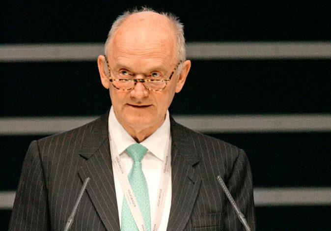 Imagen de archivo del expresidente de Volkswagen entre 1992 y 2002,...