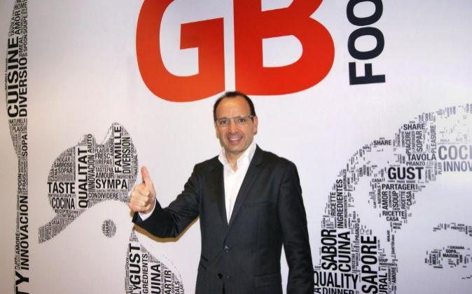 El CEO de GB Foods Gallina Blanca Ignasi Ricou.