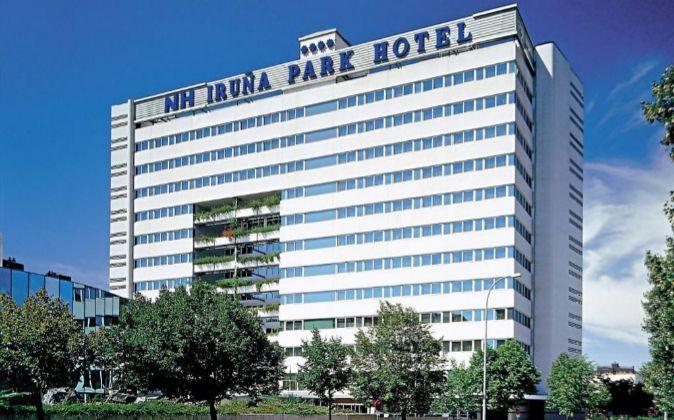 Hotel NH Iruña Park, en Pamplona.