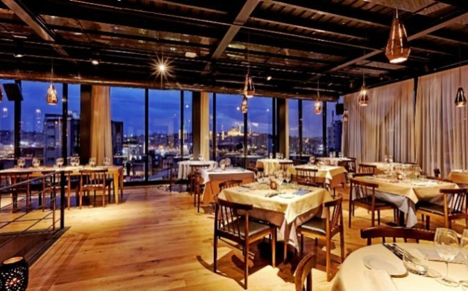 Jornadas de gastronomía turca en el Hotel Villa Magna de Madrid.