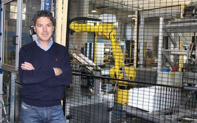 Antonio Mediato, presidente de Altra Corporación Empresarial, en las...