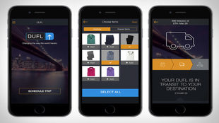 Mediante la app se puede llevar a cabo todo el proceso: desde encargar...