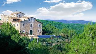 Masía centenaria a las afueras de Sitges con magníficas vistas al...
