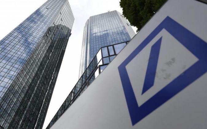 Sede del banco Deutsche Bank