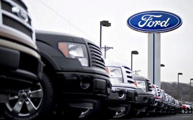 Modelos de Ford.