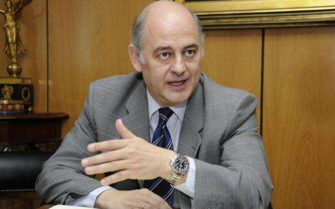 Blas Mezquita es el presidente de Sniace.