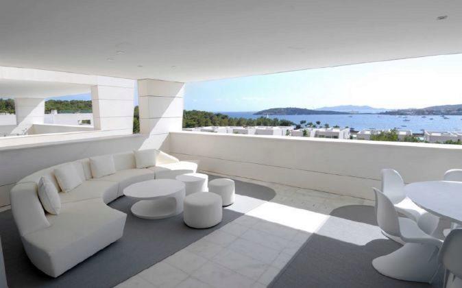Vivienda de 430 metros cuadrados en Cala Talamanca (Ibiza), propiedad...