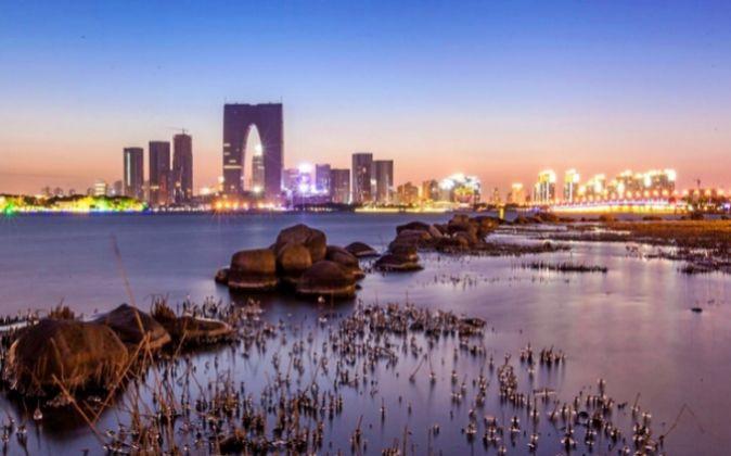 Suzhou. Con once millones de habitantes, la ciudad china contará la...
