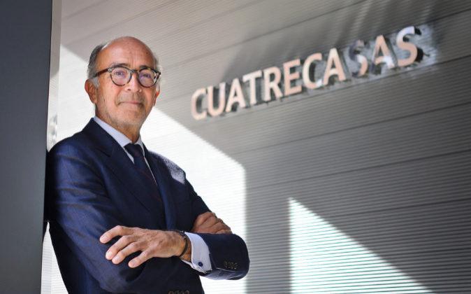 Rafael Fontana, presidente ejecutivo de Cuatrecasas.