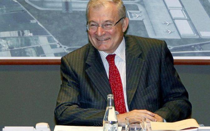 Manuel Azuaga, presidente de Unicaja