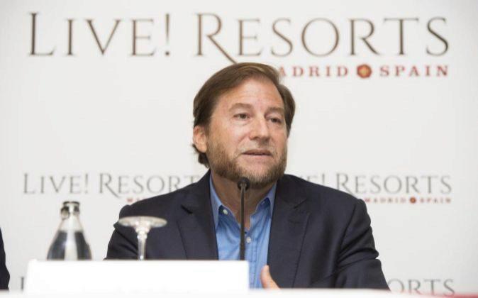 Joseph Weinberg, consejero delegado de Cordish Group.