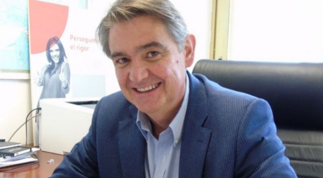 Faustino Jiménez, CEO de Itconic.