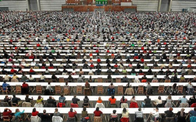 Oposiciones para el Servicio Vasco de Salud (Osakidetza) el 6 de...