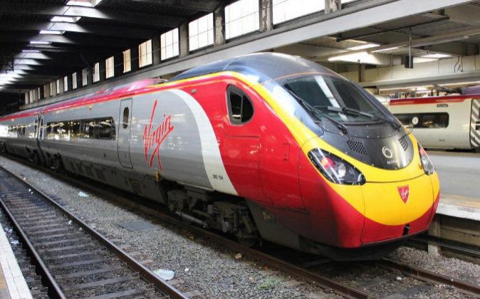 Virgin Trains y Stage Coach explotan la actual franquicia West Coast.