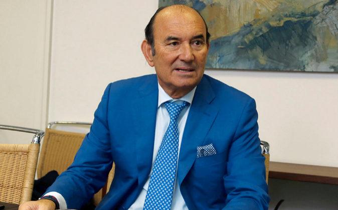 Félix Revuelta, presidente de Naturhouse y principal accionista de...