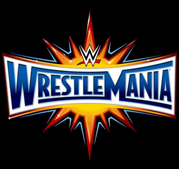 Logo de WrestleMania.