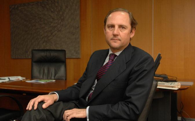 Javier Molina, CEO de Befesa, en una imagen de archivo.