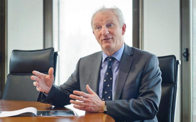 Simon Beswick, socio director mundial de Osborne Clarke.