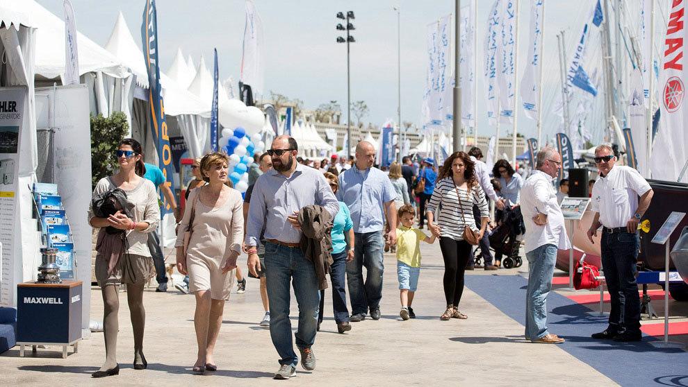 Más De 15000 Visitantes En El Valencia Boat Show 2016