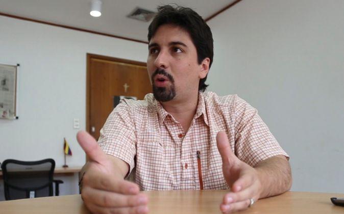 Freddy Guevara, primer vicepresidente de la Asamblea Nacional.