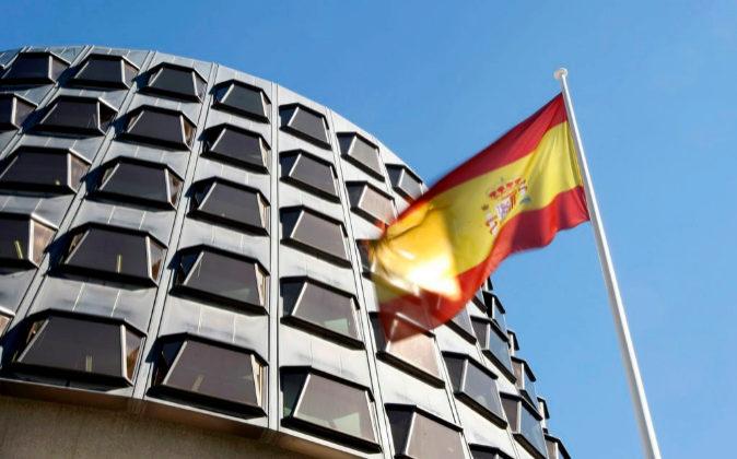 Sede del Tribunal Constitucional en Madrid.