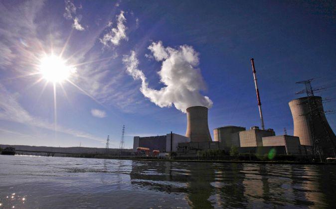 Imagen de archivo de una planta nuclear
