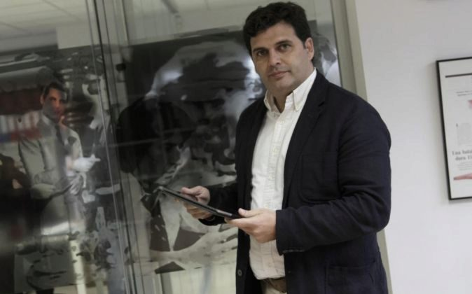 Rafael Contreras, presidente ejecutivo de Carbures.