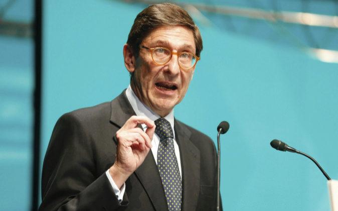 El presidente de Bankia, José Ignacio Goirigolzarri, este miércoles...