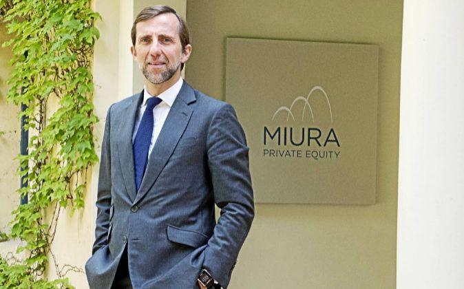 Luis Seguí, socio director de Miura Private Equity.