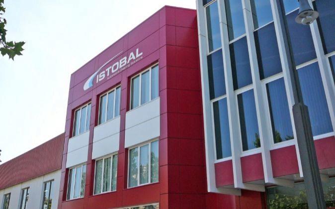 Sede de Istobal en L'Alcudia.