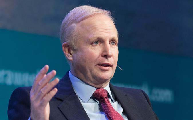 Bob Dudley, CEO de BP
