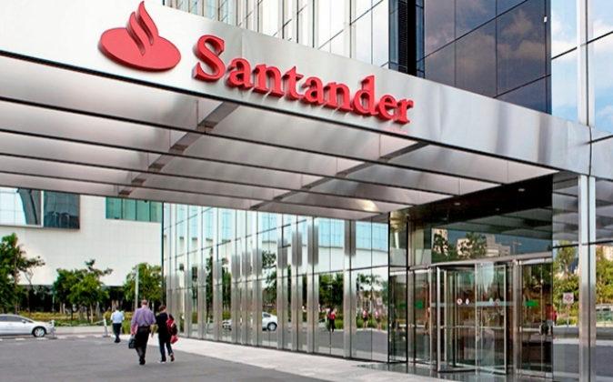 Sede de Santander Brasil en Sao Paulo.