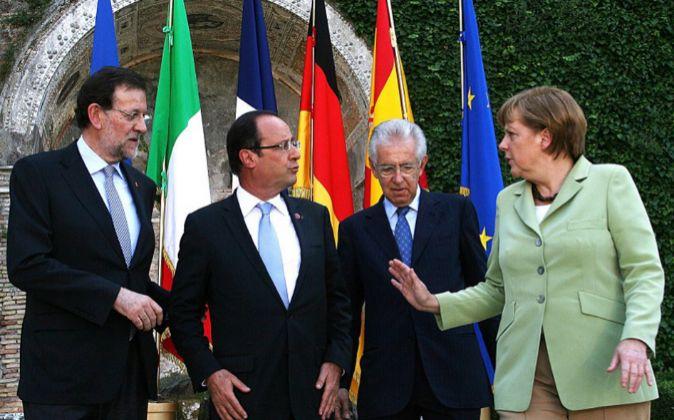 Alemania y Francia marcan han marcado el ritmo de Europa, poco margen...