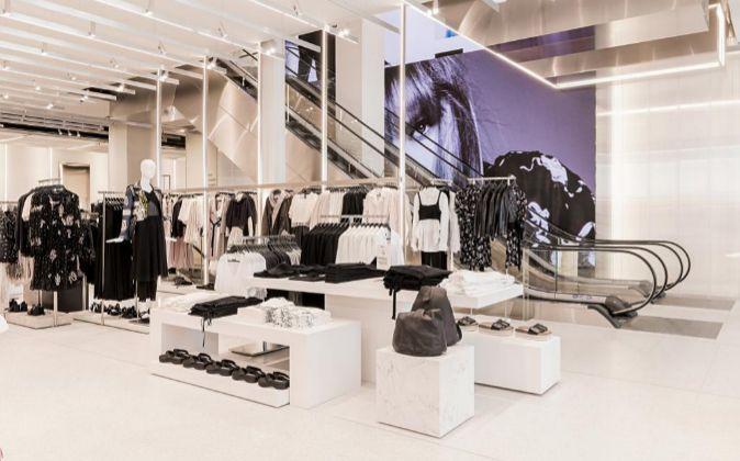 Así es la megatienda de Zara en la Castellana 0d6b96ba67b