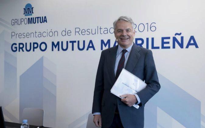 Ignacio Garralda es el presidente de Mutua Madrileña