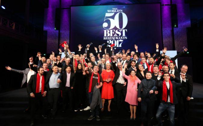 Imagen cedida por The World's 50 Best Restaurants