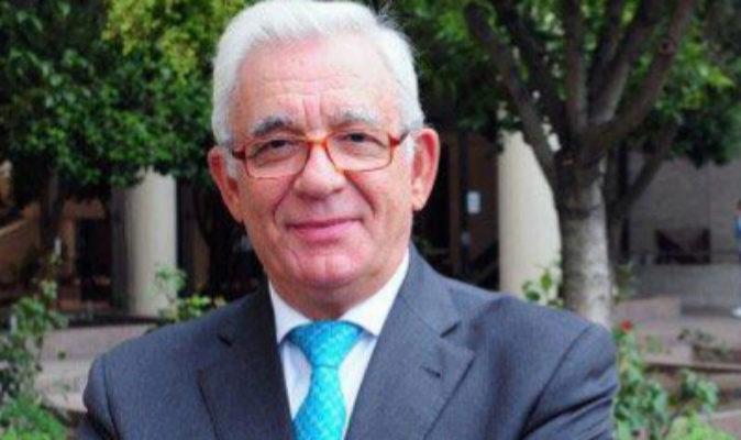 Jesús Sánchez Martos, consejero de Sanidad de la Comunidad de...