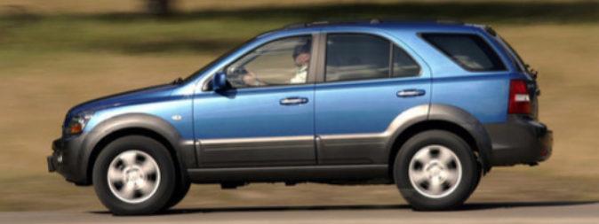 Modelo Kia de coche que debe revisarse