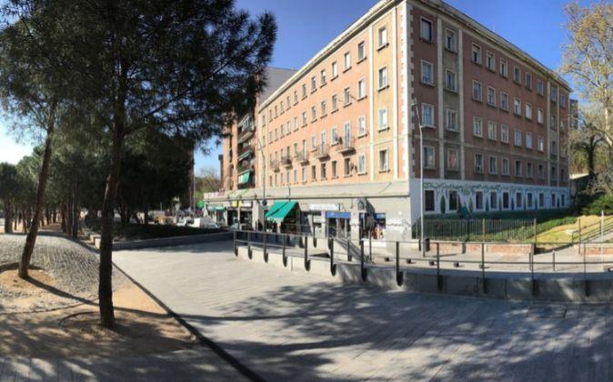 Edificio adquirido por Vitruvio pertenecía a Oliva de Borbón y su...