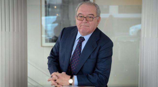 Eduardo Serra, presidente de la Fundación Everis.