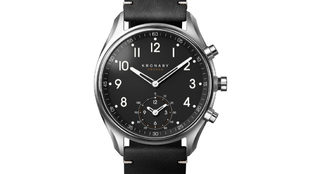 El modelo Sekel de Kronaby tiene un estilo clásico y es compatible...