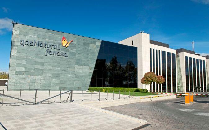 Sede de Gas Natural Fenosa en Madrid