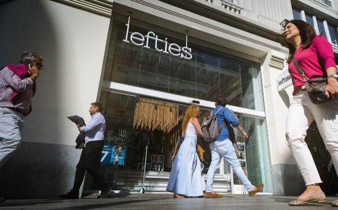 Tienda de Lefties