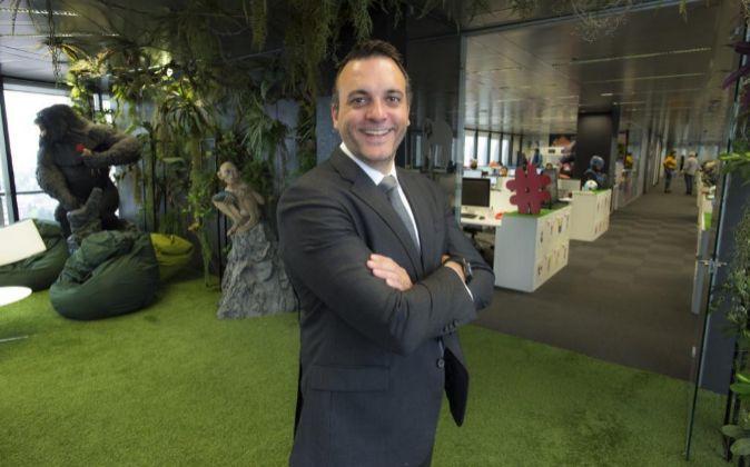 Yago Arbeola, fundador de Hello Media.