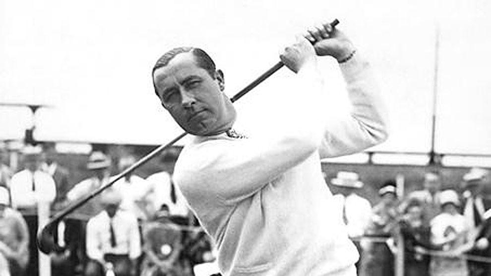Walter Hagen - Golf