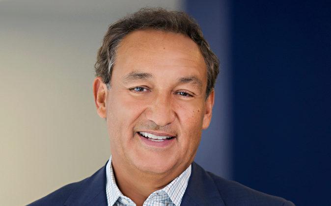 Oscar Muñoz, presidente y CEO de United Airlines.